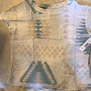 Women's short sleeve shirt, XS